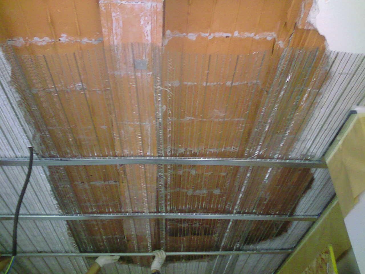 Solaio Laterocemento Anni 50 ripristino solaio latero cemento